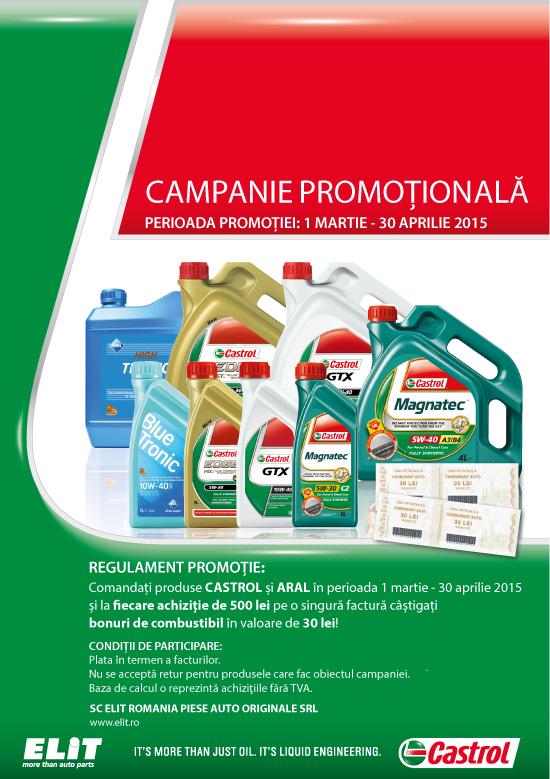 Promo Castrol
