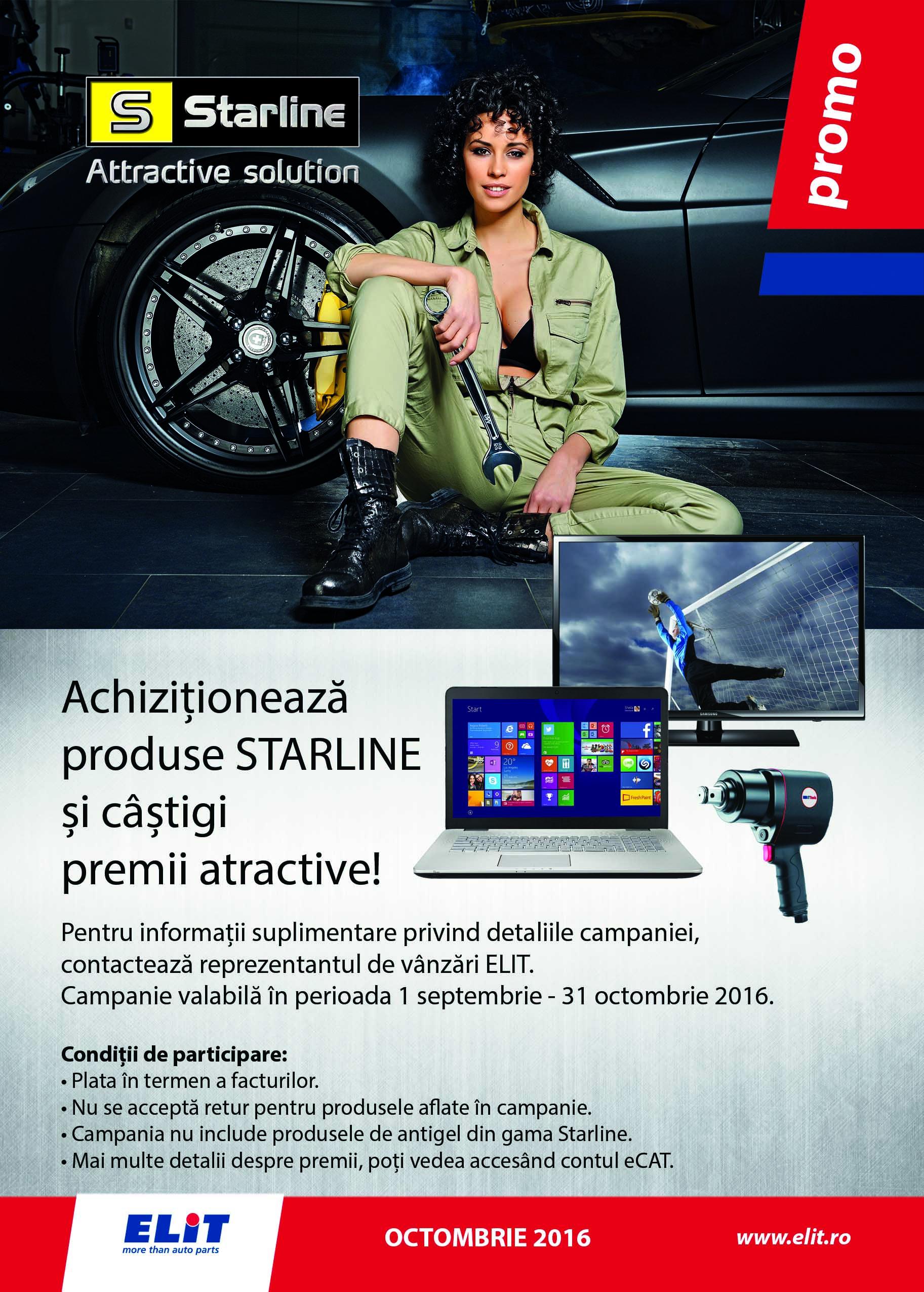 Promo Starline