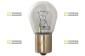 Автомобильная лампа: 12 [В] P21W 12V цоколь BA15s белая