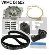 SKF VKMC06602 Водяной насос + комплект зубчатого ремня