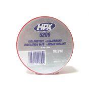 HPX HPXIR1910 Лента ПВХ изоляционная 19х10мм красная