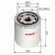 BOSCH 0986628252 Патрон осушителя воздуха, пневматическая система