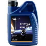 VATOIL VAT231 Масло трансмиссионное VATOIL  SynTrag GL-5 75W-90. Полусинтетическое масло для редукторов.  1L.