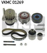 SKF VKMC01269 Водяной насос + комплект зубчатого ремня