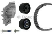 Bosch  Водяной насос + комплект зубчатого ремня