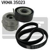 SKF VKMA35023 Поликлиновой ременный комплект