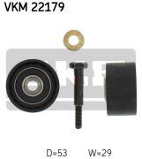 SKF VKM22179 Паразитный / Ведущий ролик, зубчатый ремень