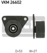 SKF VKM26602 Паразитный / Ведущий ролик, зубчатый ремень