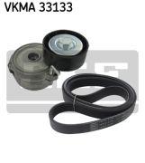 SKF VKMA33133 Поликлиновой ременный комплект