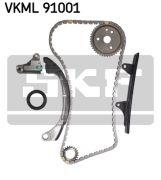 SKF VKML91001 Комплект цели привода распредвала