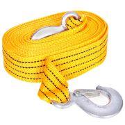 ELIT UNITP20731 Трос буксир ST205B/TP-207-3-1 3т лента 46мм х 6м желтый/крюк/кулек