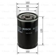 BOSCH 0986452062 Масляный фильтр