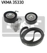 SKF VKMA35330 Поликлиновой ременный комплект