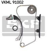 SKF VKML91002 Комплект цели привода распредвала