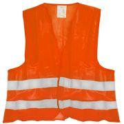 ELIT UNISW001 Жилет безопасности светоотражающий (orange) 116B XL