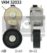 SKF VKM32033 Натяжной ролик, поликлиновой  ремень