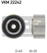 SKF VKM22242 Паразитный / Ведущий ролик, зубчатый ремень