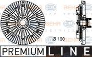 HELLA 8MV376732111 Вентилятор (комплект)