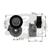 GATES GT38237 Натяжной ролик, поликлиновой  ремень