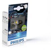 PHILIPS PHI129454000KX1 Автомобильная лампа: 12 [В] C5W 10,5x43 X-tremeVision LED 1W цоколь SV8,5-8 4000K