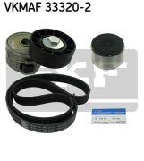 SKF VKMAF333202 Поликлиновой ременный комплект