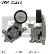 SKF VKM31223 Натяжной ролик, поликлиновой  ремень