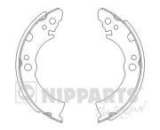 NIPPARTS J3501001 Комплект тормозных колодок
