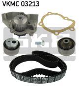 SKF VKMC03213 Водяной насос + комплект зубчатого ремня