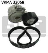SKF VKMA33068 Поликлиновой ременный комплект