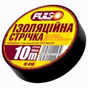 ELIT UNIIC10BLK Изолента PULSO PVC 10м черная