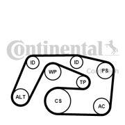 CONTITECH 6PK2271K1 Поликлиновой ременный комплект