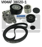 SKF VKMAF380201 Поликлиновой ременный комплект