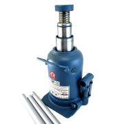 TONGRUN TGTH810001 Домкрат бутылочный профессиональный двухштоковый 10т 210-520 мм TH810001