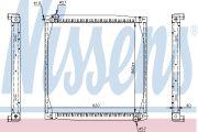 NISSENS NIS64069A Радиатор SN 4-SERIES(95-)R 114(+)[OE 1327249]