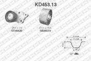 SNR SNRKD45313 Комплект ремня ГРМ