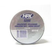 HPX HPXIB1910 Автомобильная изолента для  электроизоляции, укрепления, защиты и ремонта. Черная