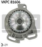 SKF VKPC81606 Водяной насос