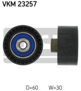 SKF VKM23257 Паразитный / Ведущий ролик, зубчатый ремень