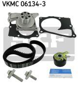 SKF VKMC061343 Водяной насос + комплект зубчатого ремня
