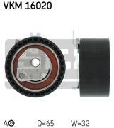 SKF VKM16020 Натяжной ролик, ремень ГРМ