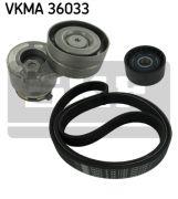 SKF VKMA36033 Поликлиновой ременный комплект