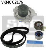 SKF VKMC02176 Водяной насос + комплект зубчатого ремня