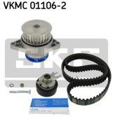 SKF VKMC011062 Водяной насос + комплект зубчатого ремня