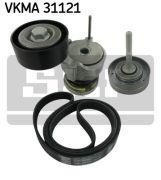 SKF VKMA31121 Поликлиновой ременный комплект