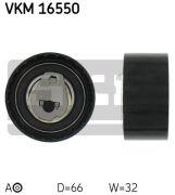 SKF VKM16550 Натяжной ролик, ремень ГРМ