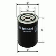 BOSCH 0451103004 Масляный фильтр