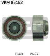 SKF VKM85152 Паразитный / Ведущий ролик, зубчатый ремень