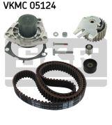 SKF VKMC05124 Водяной насос + комплект зубчатого ремня