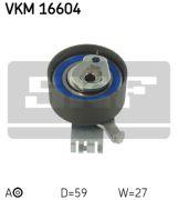 SKF VKM16604 Натяжной ролик, ремень ГРМ