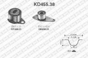 SNR SNRKD45538 Комплект ремня ГРМ